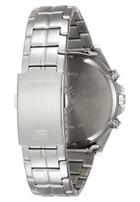EDIFICE - Chronograph watch - silver-coloured/black - 2