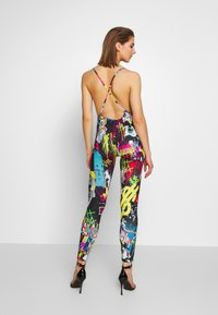 Jaded London - SQUARE NECK CATSUIT - Overal - multi-coloured - 2