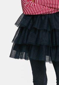 WE Fashion - A-line skirt - dark blue - 3