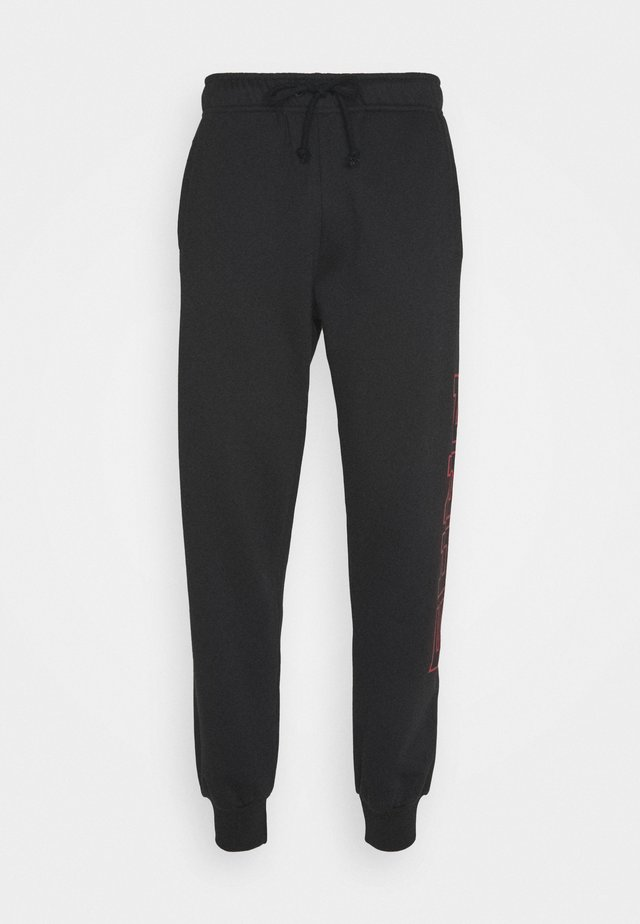 PRAY JOGGER UNISEX - Trainingsbroek - black