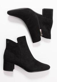Tamaris - WOMS - Ankle boots - black - 3