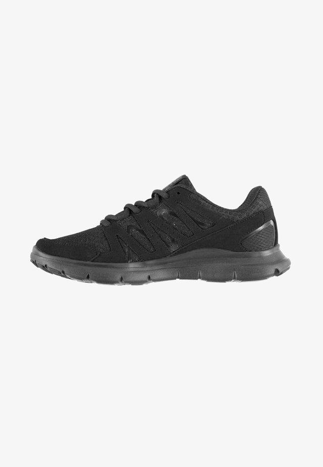 DUMA - Chaussures de running neutres - black