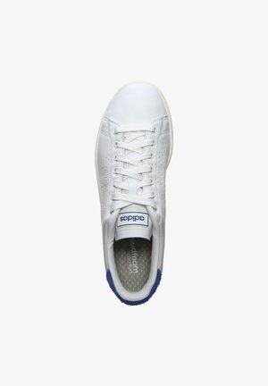 ADVANTAGE SNEAKER HERREN - Trainers - footwear white / royal blue