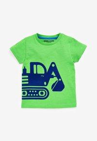 Next - 3 PACK  - T-shirt print - red - 2