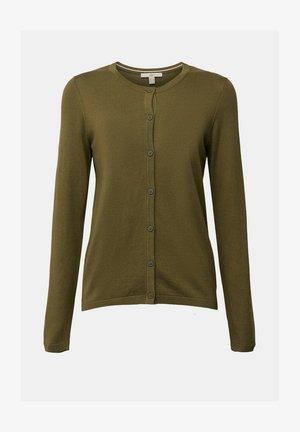 COO - Cardigan - khaki green