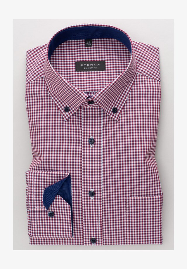 COMFORT FIT - Shirt - bordeaux
