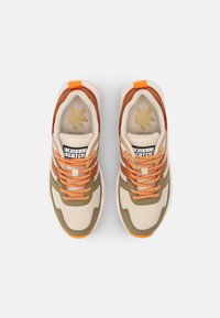 Scotch & Soda - CELEST - Sneakers laag - olive/brown/multi - 4