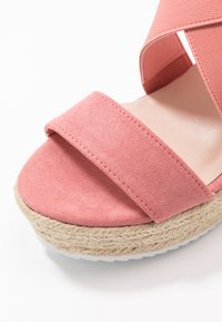 Madden Girl - ROSEWOD - High heeled sandals - blush/multicolor - 2