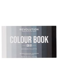 Make up Revolution - COLOUR BOOK EYESHADOW PALETTE - Eyeshadow palette - blacks - 1