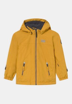 JEBEL UNISEX - Snowboard jacket - yellow