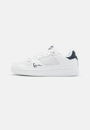 89 CLASSIC - Trainers - white/total eclipse