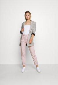 Dr.Denim - NORA - Relaxed fit jeans - rose quartz - 1