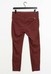 Mos Mosh - Trousers - red - 1