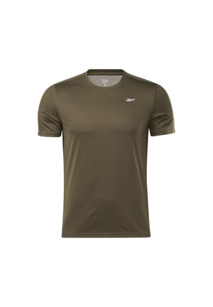 WORKOUT READY  - T-shirt - bas - green