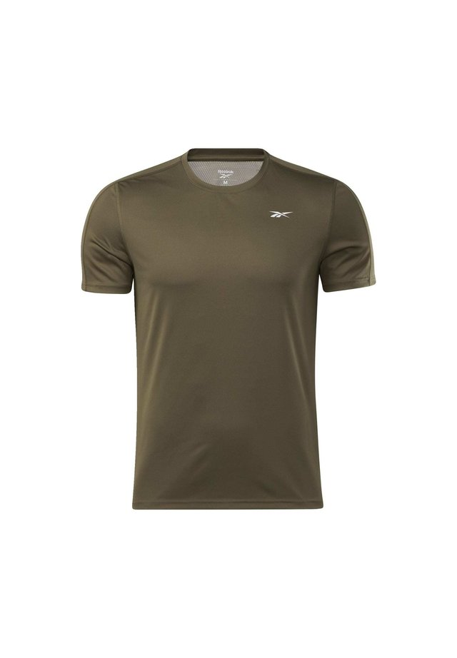 WORKOUT READY  - T-shirts - green