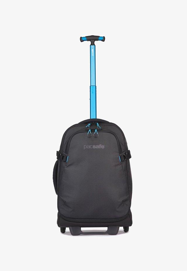 TOURSAFE - Wheeled suitcase - black