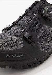 Vaude - WO TVL SKOJ - Cycling shoes - black - 5