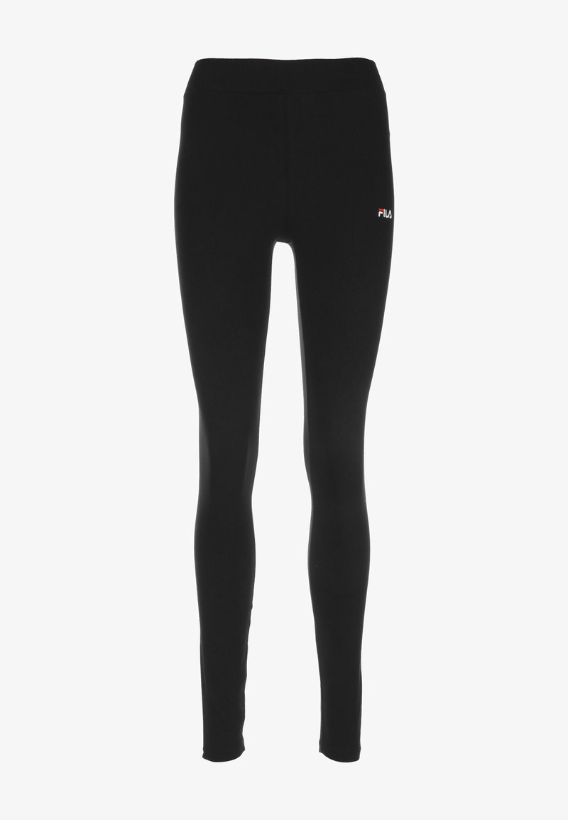 Fila - LEGGINGS EDWINA - Leggings - Trousers - black