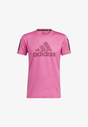 AERO WARRI  - Print T-shirt - pink
