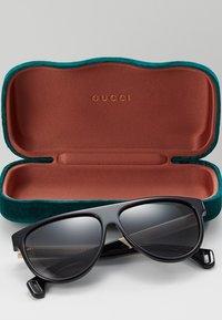 Gucci - Sunglasses - black/white/grey - 2