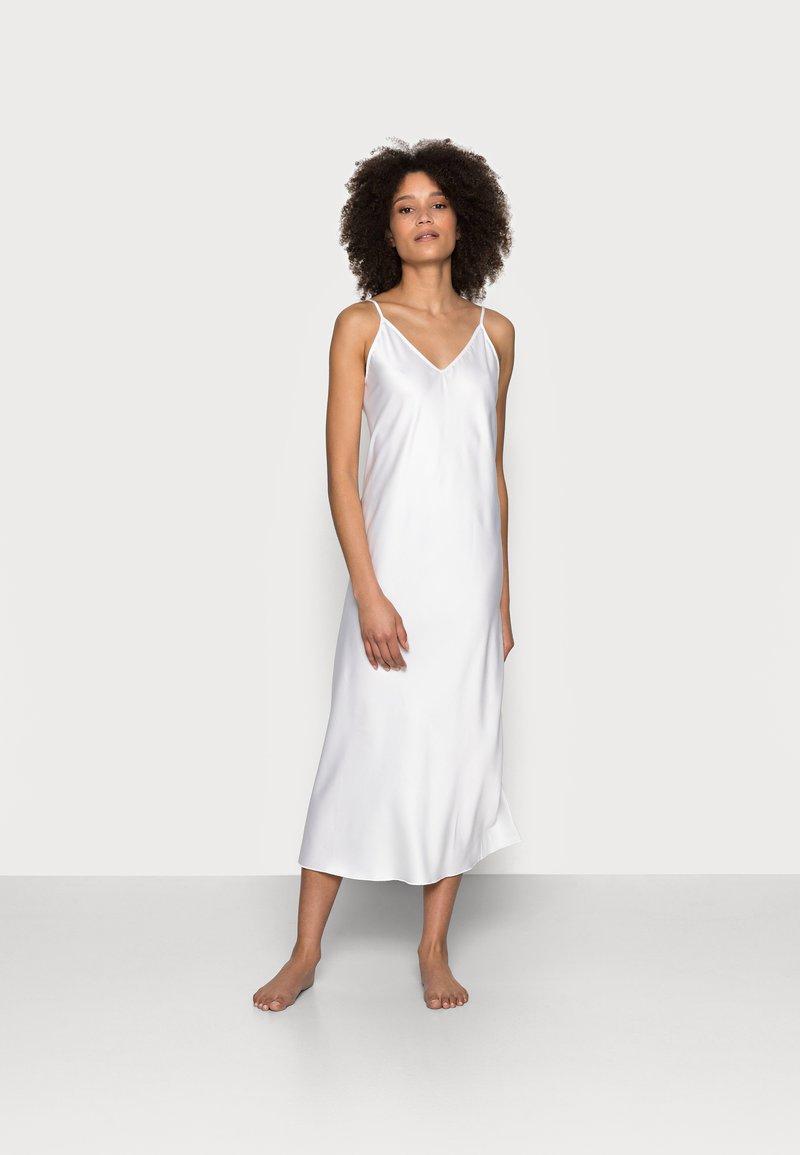 LingaDore - LONG DRESS - Chemise de nuit / Nuisette - off white