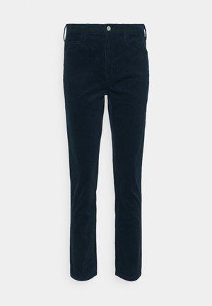THE HIGH RISE  - Kalhoty - navy blue