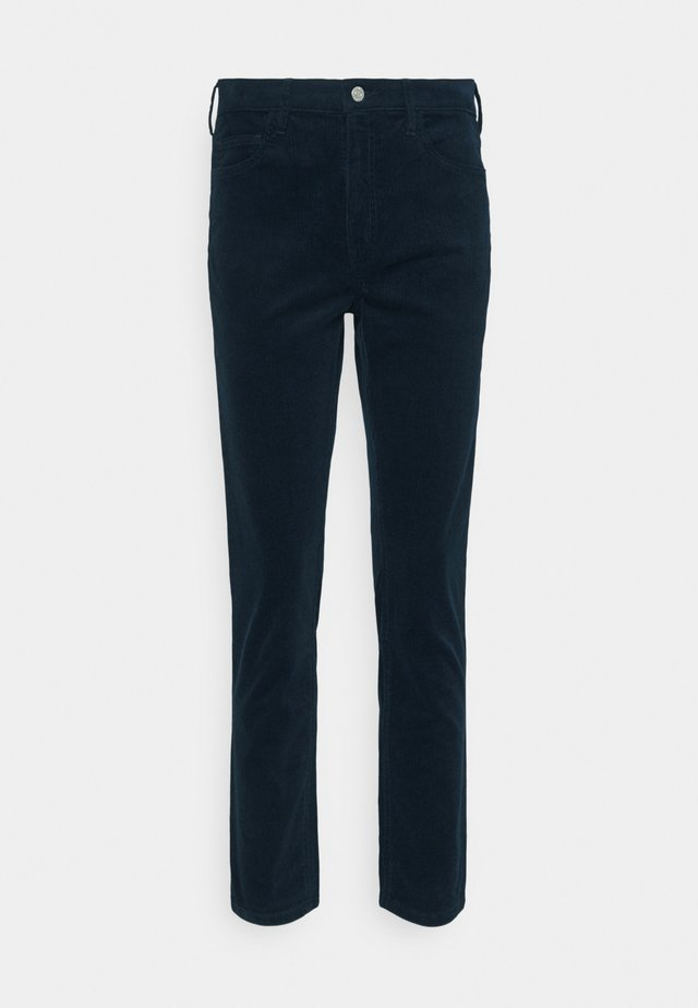 THE HIGH RISE  - Pantaloni - navy blue