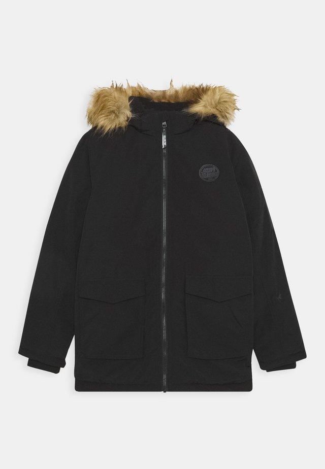 TEENAGER - Zimní kabát - black