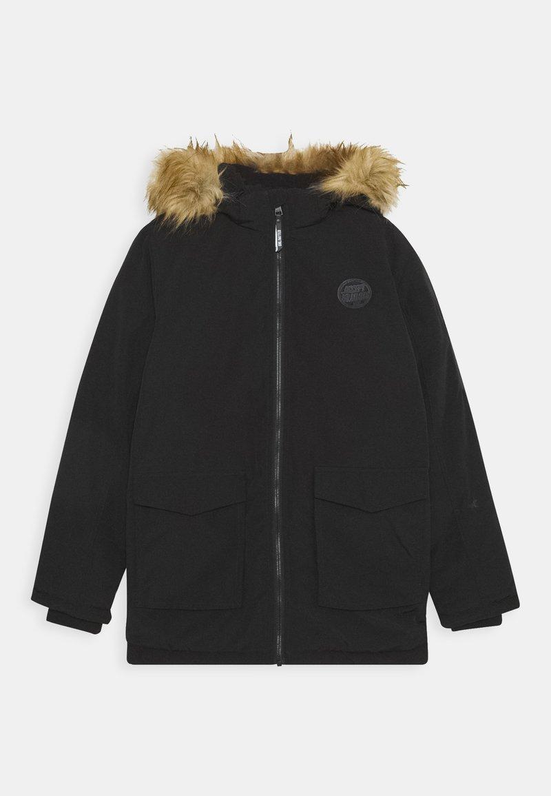 Staccato - TEENAGER - Zimní kabát - black