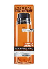 L'Oréal Men Expert - HYDRA ENERGY CREATINE MOISTURIZING GEL - Face cream - - - 2