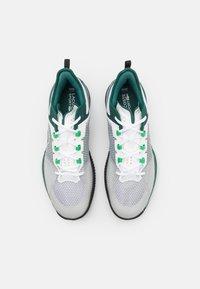 Lacoste Sport - AG-LT 21 ULTRA - All court tennisskor - white/green - 1