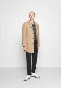 TOM TAILOR - Classic coat - beige - 1