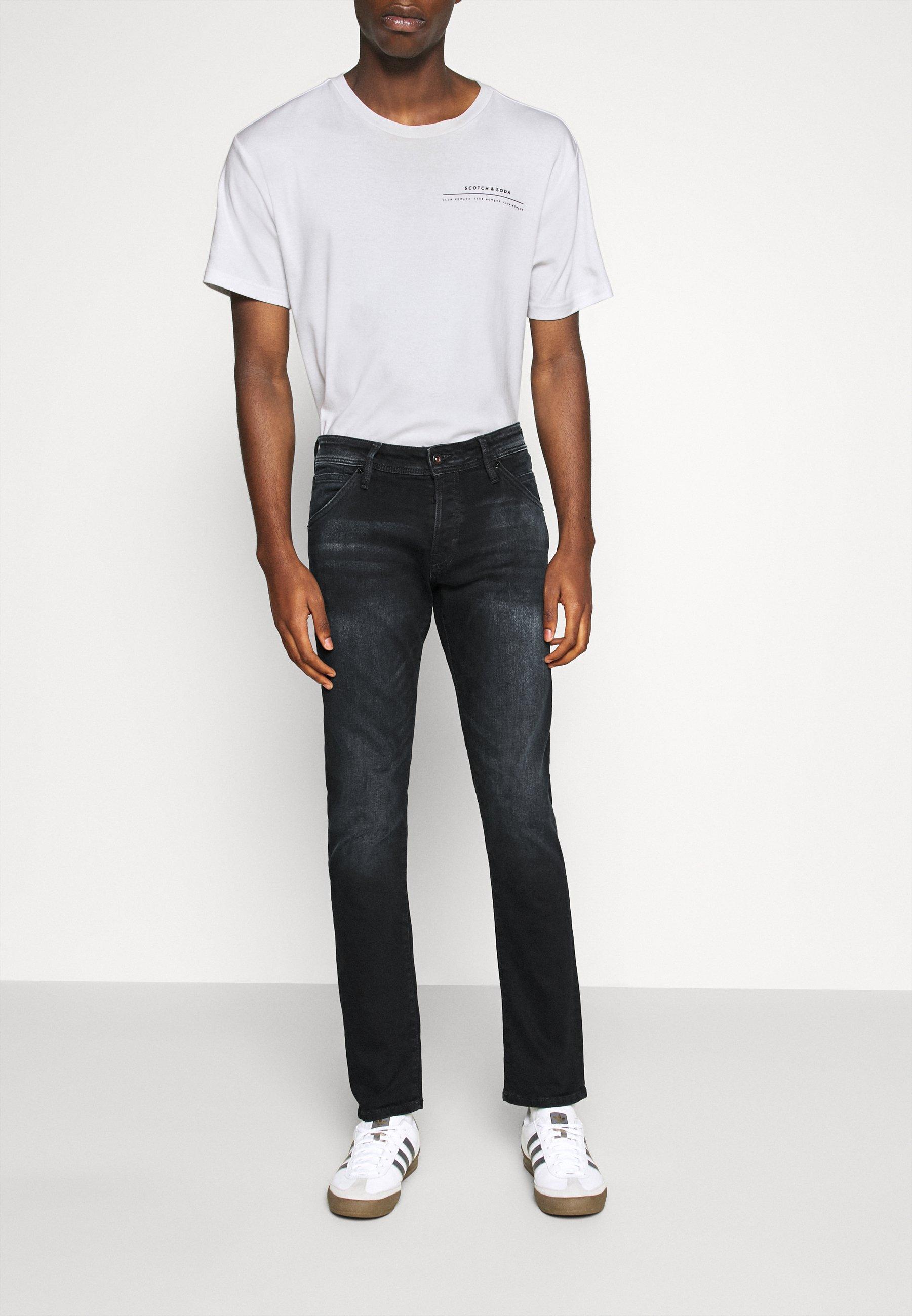 Men JJIGLENN JJFOX NOOS - Slim fit jeans