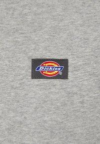 Dickies - OAKPORT QUARTER ZIP - Sweatshirt - grey melange - 2