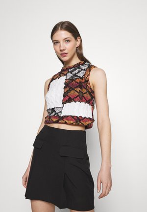 CUT & SEW VEST  - Top - multi