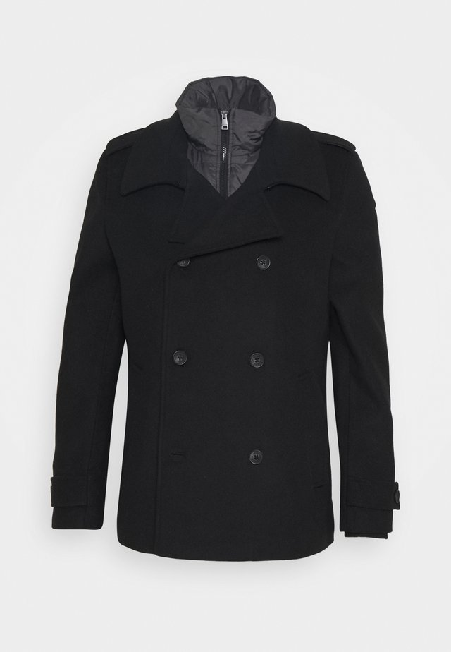 CABAN - Cappotto corto - black