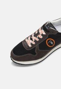Trussardi - ABAX PRINT MIX - Sneakers - black - 6