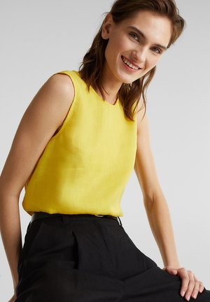 KASTIGES - Blouse - yellow