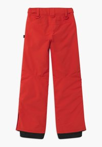 O'Neill - ANVIL PANTS - Snow pants - fiery red - 1