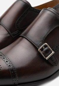 Magnanni - FLEX MADISON  - Scarpe senza lacci - arcade marron - 3