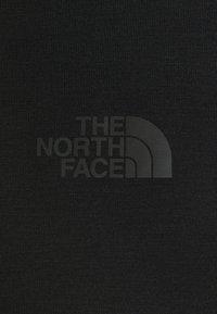 The North Face - WANDER TWIST BACK - Basic T-shirt - black - 2