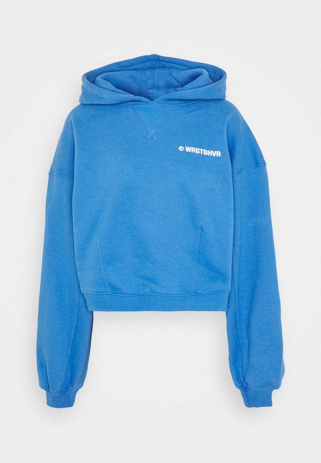 HOODIE CORBY  - Sweatshirt - royal blue