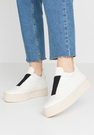 SLFANNA NEW  - Slip-ons - white