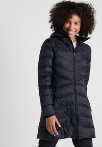 adidas Performance - NUVIC DOWN JACKET - Winter jacket - black - 0