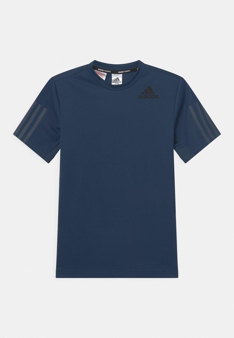 adidas Performance - UNISEX - Print T-shirt - dark blue