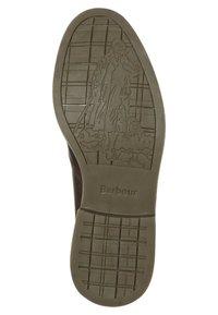 Barbour - READHEAD - Casual lace-ups - tan - 2