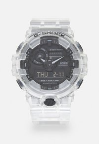 G-SHOCK - WHITE SKELETON GA-700SKE UNISEX - Digital watch - transparent/white - 0