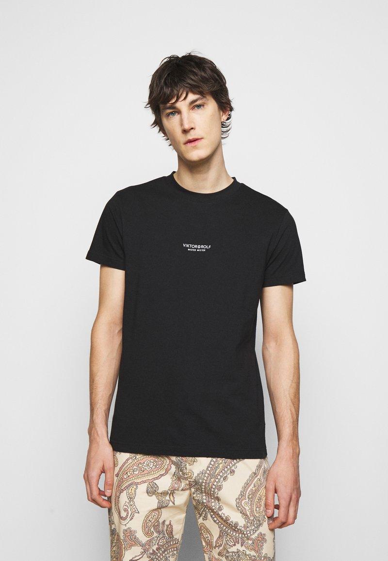 Viktor&Rolf - T-shirt basic - black