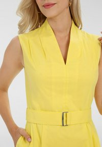 Apart - Cocktail dress / Party dress - yellow - 3
