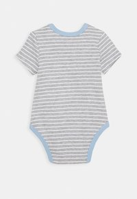 Guess - BABY 2 PACK - Body - blue stripes - 2